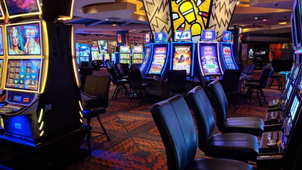 Talking Stick Casino in Arizona. (Photo by Indian Country Today)