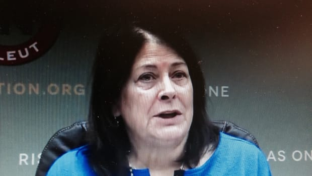 Julie Kitka, Chugach Eskimo, is president and CEO of the statewide Alaska Federation of Natives. (File: photo by Joaqlin Estus, Indian Country Today)