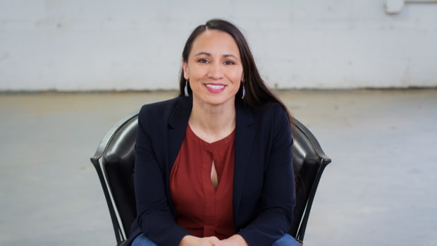 Democratic U.S. Rep. Sharice Davids, Ho-chunk, seeks a second term. (Photo courtesy of Davids' campaign)