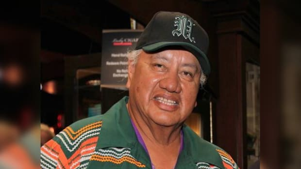 Max Osceola Jr. (Photo courtesy of the Seminole Tribe)