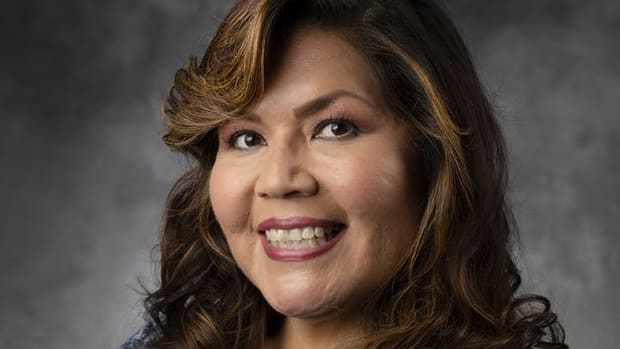 Cherokee Nation Vice President of Government Relations and Congressional Delegate Nominee Kim Teehee (Photo courtesy of the Cherokee Nation)