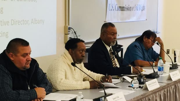 Wyoming Advisory Committee to the U.S. Commission on Civil Rights