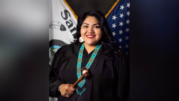 Claudette White served as the chief judge for the San Manuel Band of Mission Indians from 2018 to 2020. (Photo courtesy of the San Manuel Band of Mission Indians)