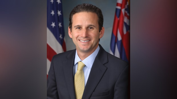 Democratic Sen. Brian Schatz of Hawaii (Photo from Office of Sen. Schatz)