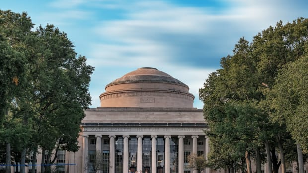 Maclaurin Buildings & The Great Dome at the Massachusetts Institute of Technology (MIT) in Cambridge, Massachusetts. (Creative Commons)