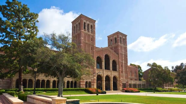 Pictured: The University of California, Los Angeles.