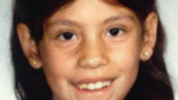 Pictured: Anthonette Christine Cayedito, aged 9 at the time of her disappearance.