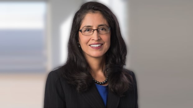 Hilary C. Tompkins, Navajo, served as the first Native American Solicitor for the U.S. Department of the Interior under the Obama administration and currently is a partner at Hogan Lovells in Washington, D.C., practicing Indian law. (Courtesy image)