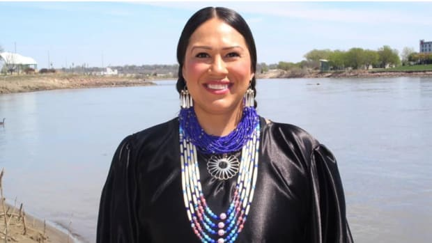 Marisa Miakonda Cummings, Umonhon, of the Buffalo Tail clan of the Sky people, has been appointed as new president and CEO of the Minnesota Indian Women's Resource Center in Minneapolis. Founded in 1984, the Center is a non profit social and educational services organization aimed at helping Native American women and their families. (Screen shot of Minnesota Indian Women's Resource Center in Minneapolis)
