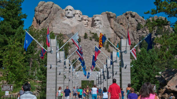 Mount Rushmore (National Park Service)