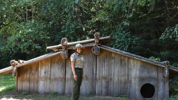 Sue-meg State Park in Northern California. (Photo courtesy of California State Parks)