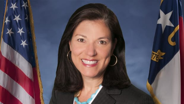 Pamela Brewington Cashwell, Lumbee and Coharie, named first Native woman to lead a Cabinet agency in North Carolina. (Photo by North Carolina Department of Public Safety)