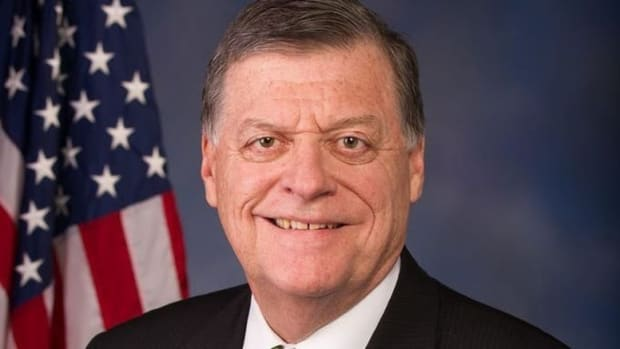 Pictured: U.S. Rep. Tom Cole (R-OK-04). Cole is a citizen of the Chickasaw Nation and is the Ranking Member of House Rules Committee.