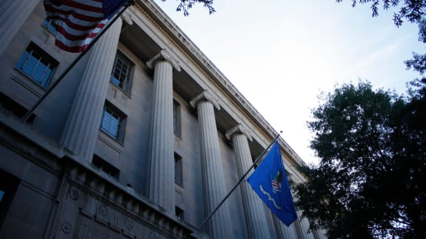 U.S. Department of Justice. (Photo by Ryan J. Reilly, Creative Commons)