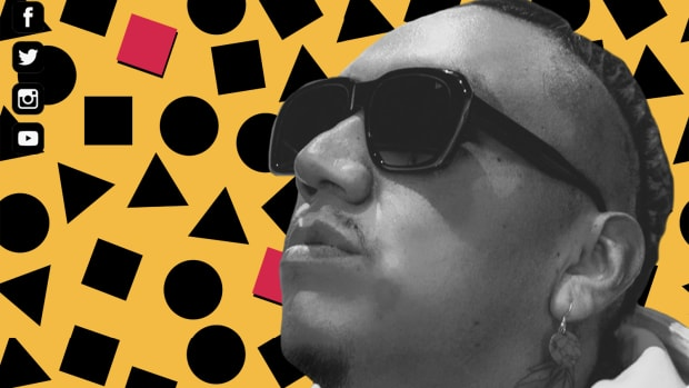 Drezus is one of the many artists featured at the first Indigenous Hip Hop awards (Courtesy)