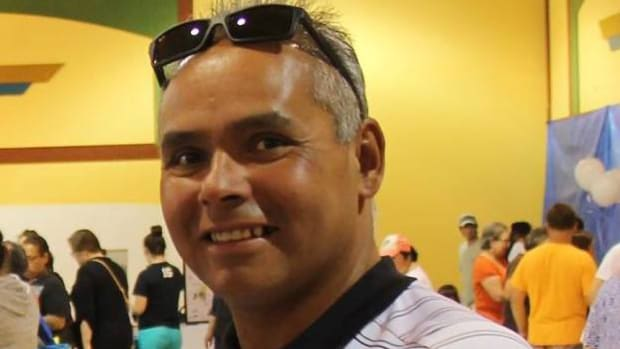 Pictured: Mohawk Council of Akwesasne District Chief Darryl Lazore.