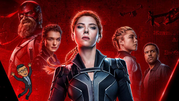 #NativeNerd review: Marvel's Black Widow. Natasha Romanoff dons a white costume, practices real family values amidst explosions, world travels and exceptional choreographed fight scenes (Marvel/Disney)