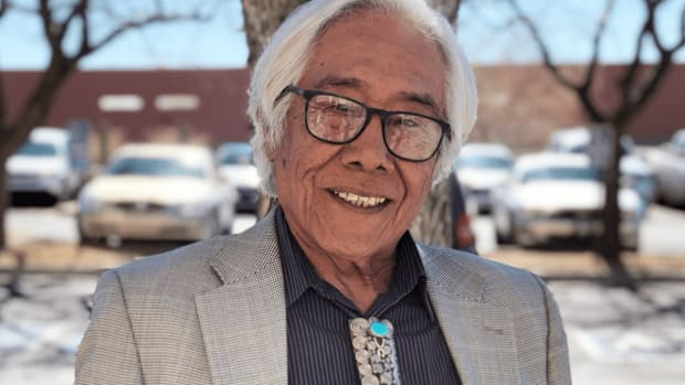 Larry Curley, Executive Director, National Indian Council On Aging (NICOA) Courtesy image