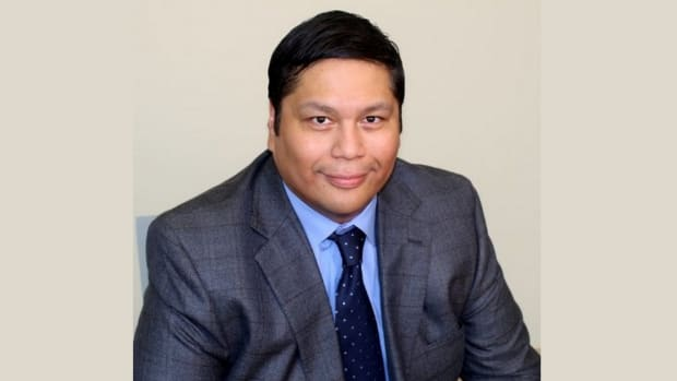 Robert Blake is the founder and CEO of Solar Bear, a solar installation company located in Minneapolis, and executive director of the nonprofit Native Sun Community Power Development. He is a citizen of the Red Lake Nation. (Courtesy image)
