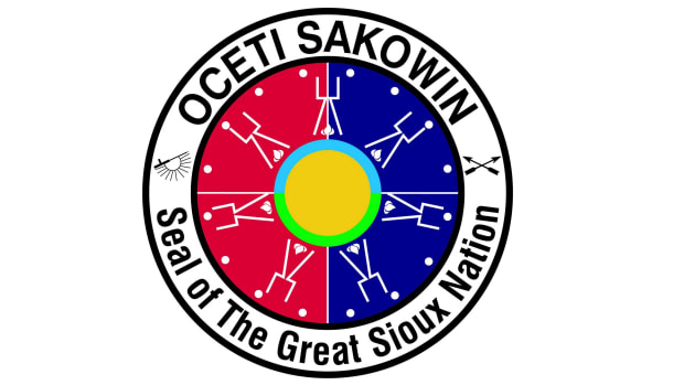 Seal of the Great Sioux Nation, Oceti Sakowin Oyate