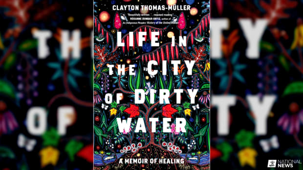 Life in the City of Dirty Water by Clayton Thomas-Muller. (Screengrab, APTN National News)