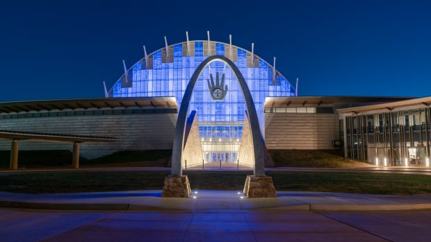 First American Musuem in Oklahoma City, Oklahoma. (Photo by James Pepper Henry)
