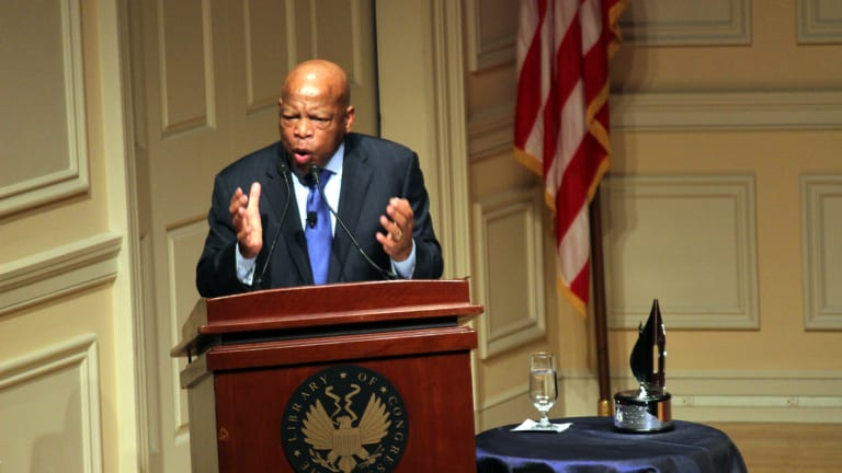 Civil rights icon John Lewis dies at age 80