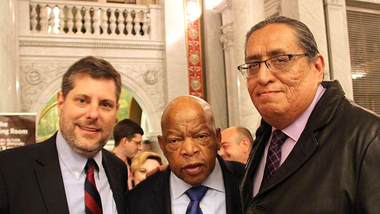 Indian Country leaders pay tribute to John Lewis