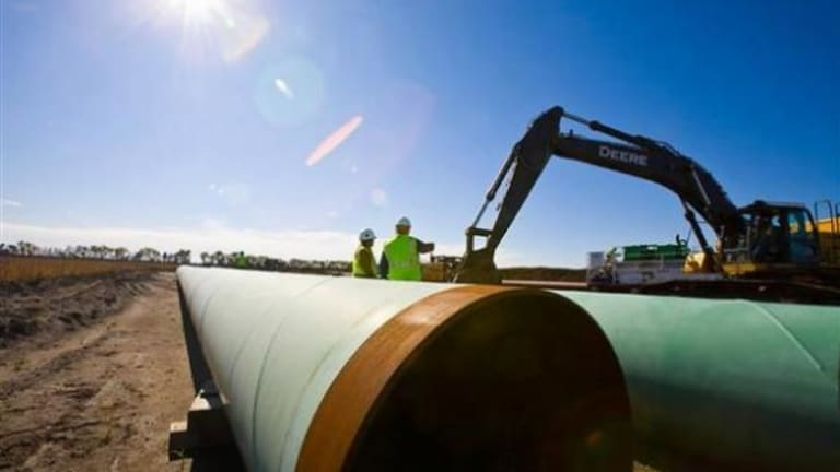 Two pipelines, two directions: Keystone XL Pipeline revived but Enbridge's Line 3 on hold
