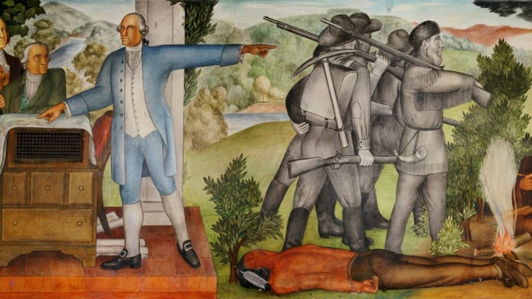 Removing a mural may remove history in a San Francisco school