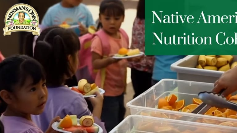 Newman's Own Foundation forms Native American nutrition cohort