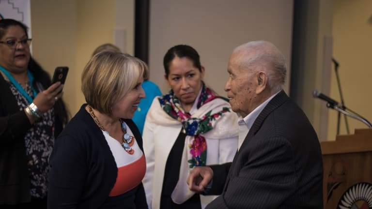 New Mexico Governor Lujan Grisham, Navajo Nation, Pinto Family, New Mexico Secretary of State Maggie Toulouse Oliver issue statements on the passing of Senator John Pinto