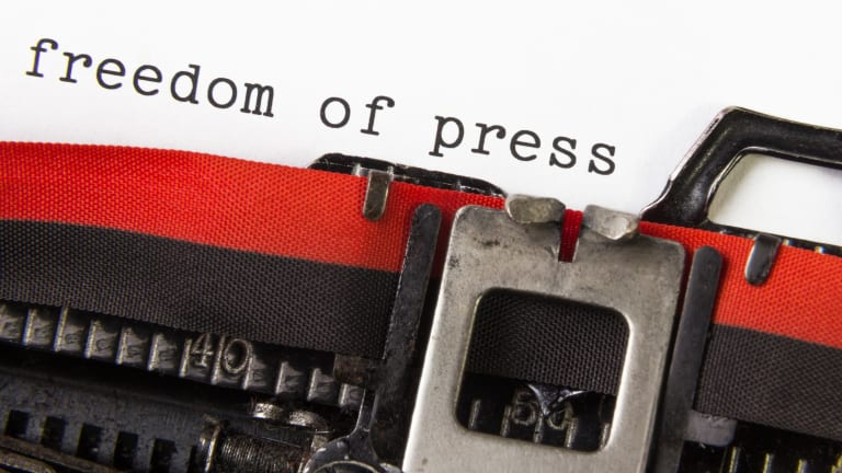 Survey finds few tribal governments allow press freedom