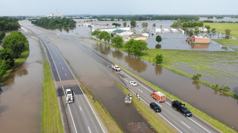 Thunderstorms, tornadoes, and flooding: Aftermath of severe weather for Midwest tribes