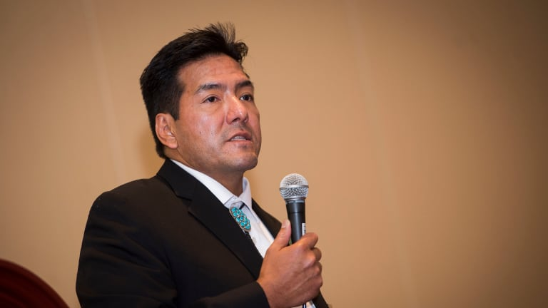Navajo Nation and National Institutes of Health efforts tribal data-sharing agreement recognized