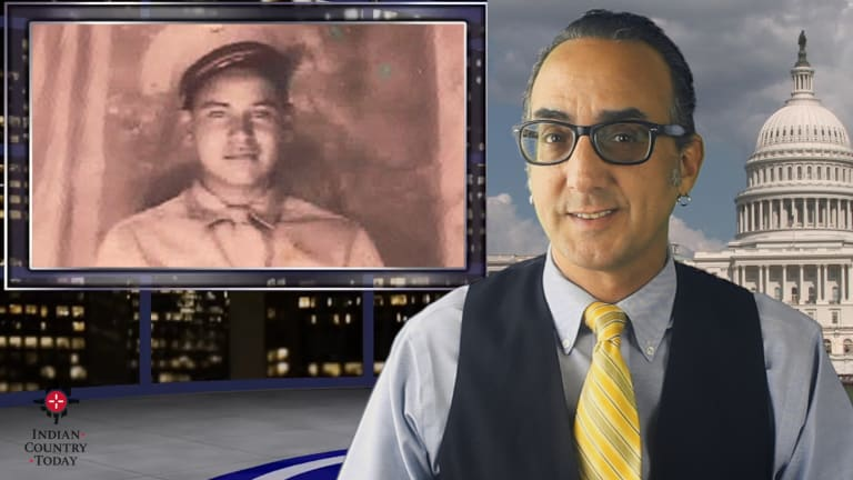 Indian Country Today video news report for May 30, 2019 with Vincent Schilling