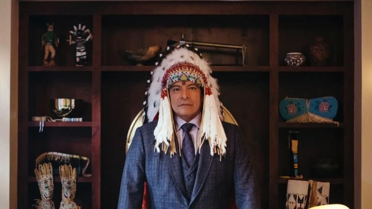 Gil Birmingham discusses his role as Chairman Rainwater in Yellowstone and working with Kevin Costner