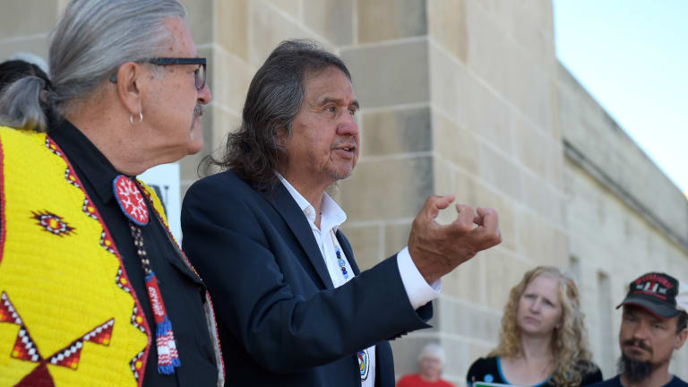 Key fighter in Whiteclay victory: Frank LaMere has died at age 69