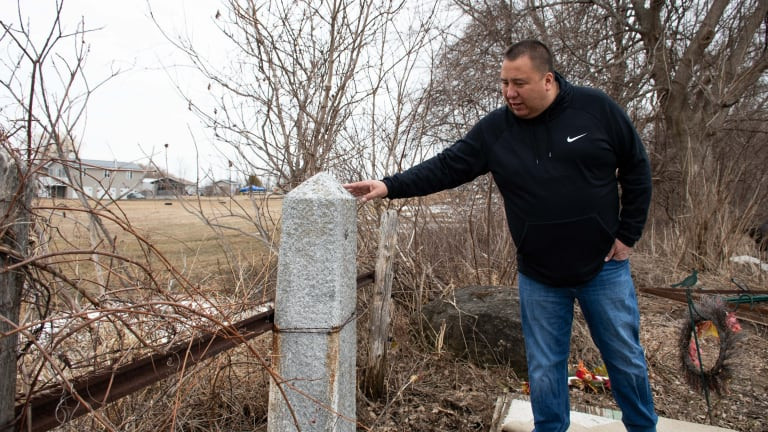 Treatment of tribes varies at the US-Canadian border