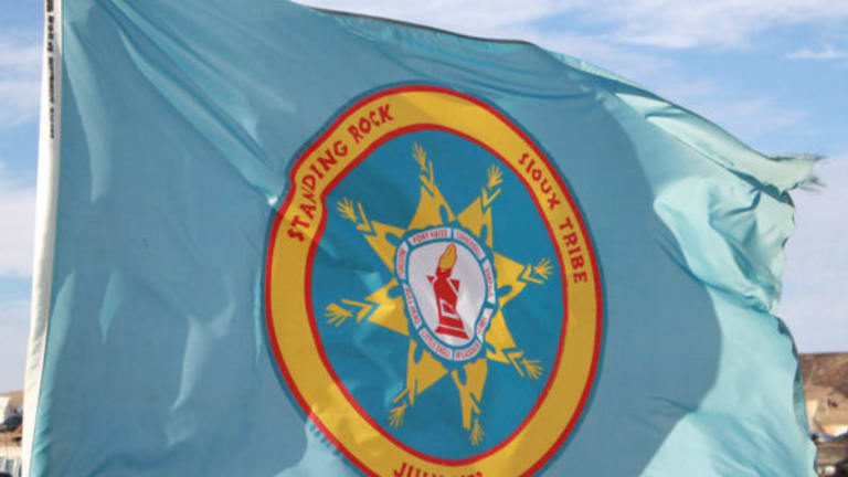 Standing Rock Sioux Tribe partners with Lakota People's Law Project, Senator Udall, Representative Luján to forward Native American Voting Rights Act