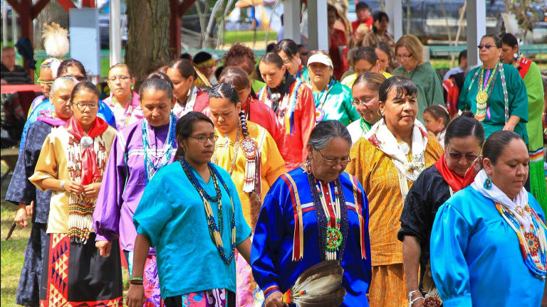 Want to win the White House? It's powwow weekend in Iowa