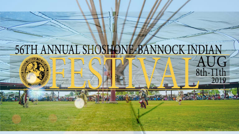 Shoshone-Bannock Tribes celebrate the 56th Annual Indian Festival this week