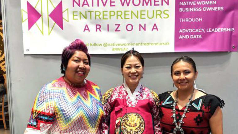 Native Women Entrepreneurs of Arizona celebrate second anniversary with theme of 'empower and inspire'