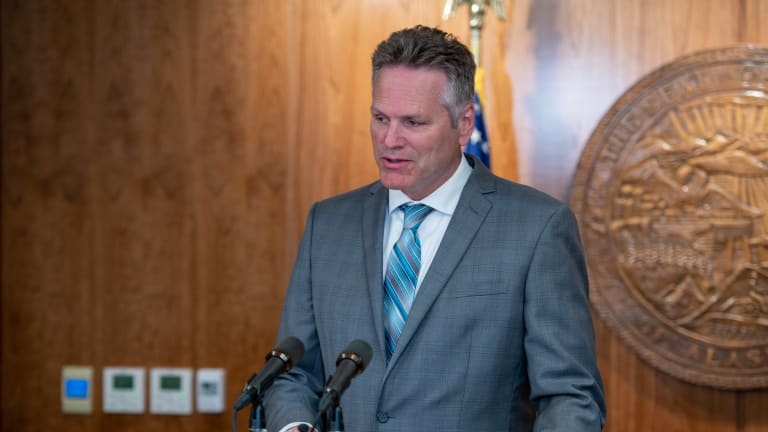 Native corporation calls for recall of governor for well-being of Alaskans