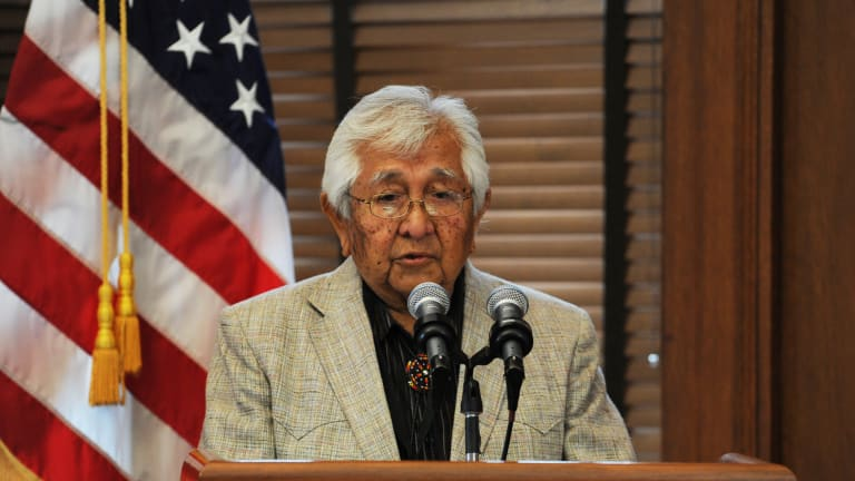 White Mountain Apaches lose Ronnie Lupe 'one of its greatest leaders'
