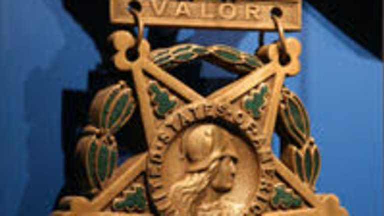 Better Late than Never - Bill introduced to rescind medals of honor