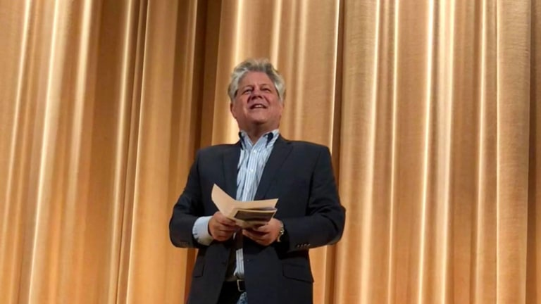 Artistic director is the first Native to receive a prestigious theatre award