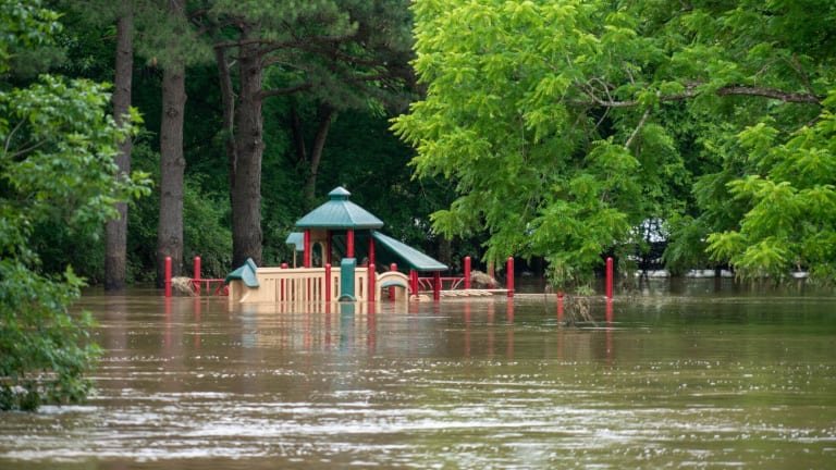 Small communities suffer from large natural disasters