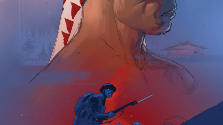 Soldiers Uknown: AWorld War One graphic novel by Chag Lowry and Rahsan Ekedal