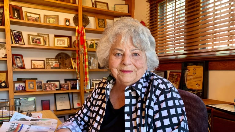 LaDonna Harris 'stumbled' into a legacy of impact